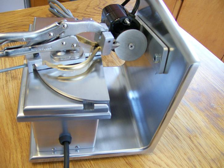 nipper sharpener machine